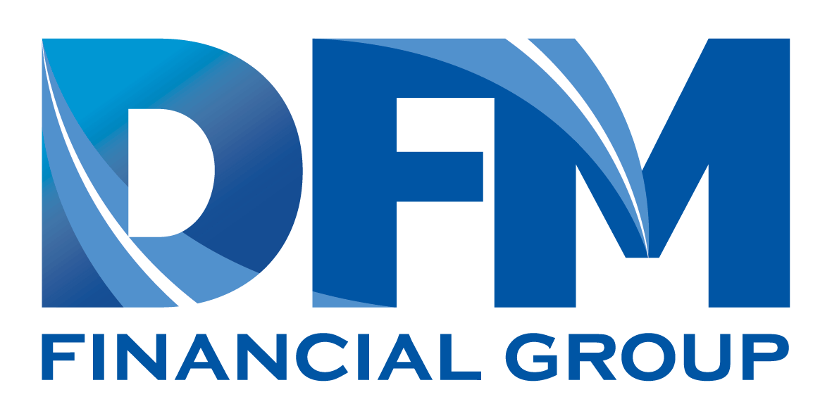 DFM Financial Group logo in full colour