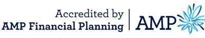 Accredited by AMP Financial Planning AMP